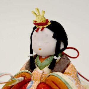 限定生産の可愛いお雛様(雛人形)