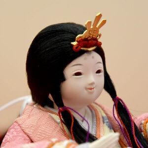雛人形 コンパクト 収納飾り