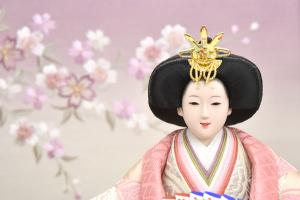 雛人形 人気 コンパクト おしゃれ 収納飾りのひな人形